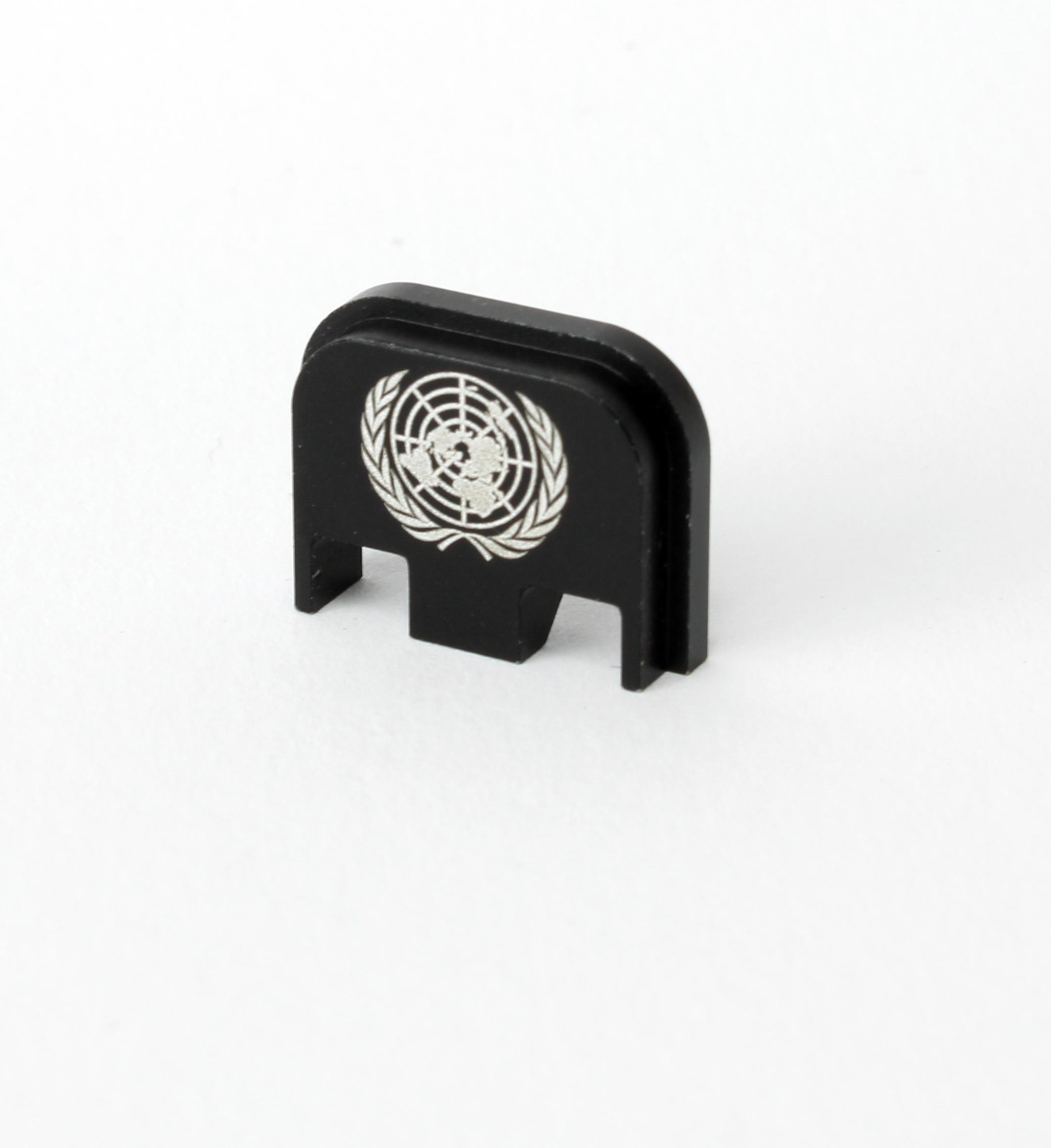 "Glock Backplate ""Vereinte Nation"" Gen. 1-5"