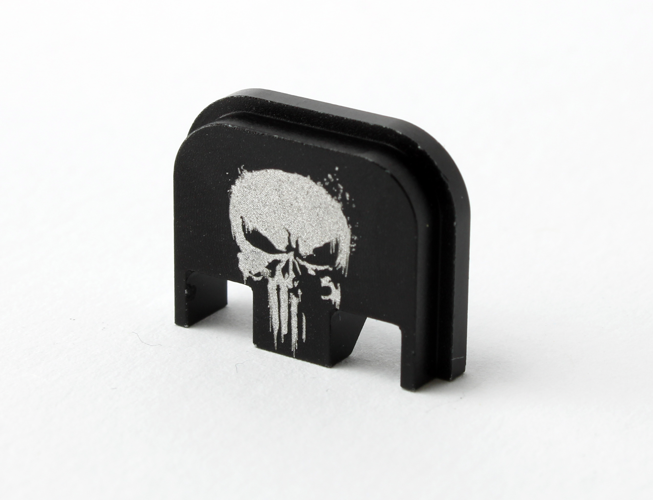 "Glock Backplate ""Bad Punisher"" Gen. 1-5"